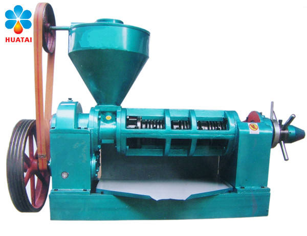 Rapeseed Oil Pressing Machine With ISO 9001 CE certificate