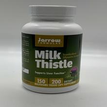 Jarrow Formulas Milk Thistle 150 mg 200 Capsules(Chat Us Via WhatsApp +1 469 431 1068 )