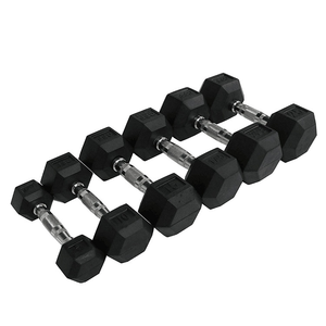 cheap hex dumbbells gym equipment weights adjustable dumbbell Muscle exercise for fitness sport weights dumbbells sets