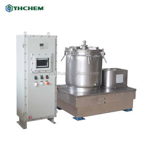 Lab cbd hemp oil sesame oil centrifuge extraction machine