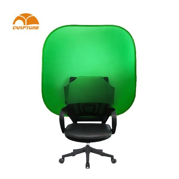 New Products Telecommuters Foldable background green screen WebCam Privacy background