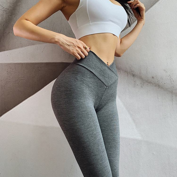New arrival activewear butt lift stock leggings for women