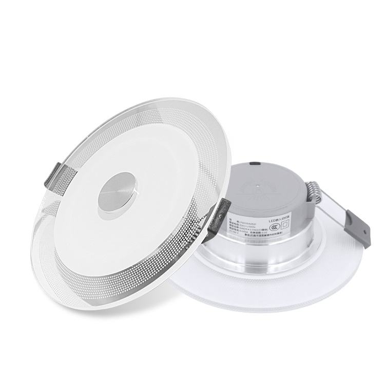 VACE Unique Advance Design Aluminum Warm White SMD 5W LED Downlight