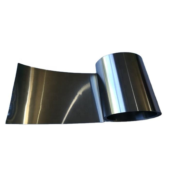 0.008mm ultrathin titanium foil