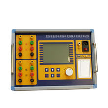 Transformer On-Load Tap Changer DC and AC Parameter Tester Tap Switch Test Equipment