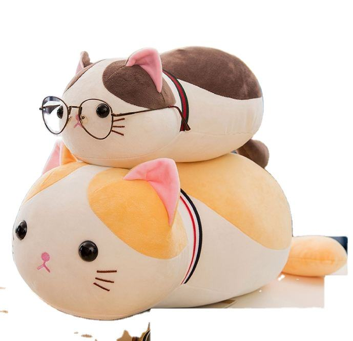 Vietnam Manufacturer Stuffed/ Plush Toys/Cute cat for children with wholesale price
