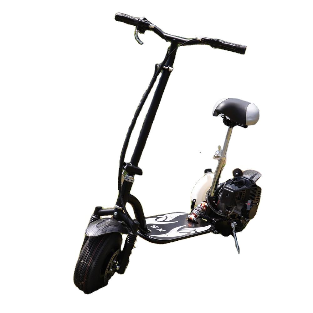 Hot Selling Product <span class=keywords><strong>49cc</strong></span> Fat Tire Snelle Vouwen Gas <span class=keywords><strong>Scooter</strong></span>