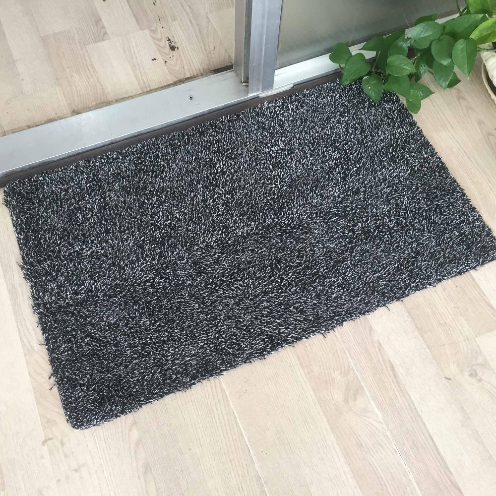 Wholesale Super Absorbs Plain Coir Plastic Fancy Entrance Soft PVC Custom Printed Outdoor Indoor Mud Floor Designs Door Mat