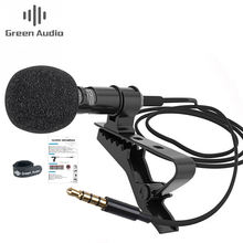 GAM-142 Manufacturer wholesale free sample professional mini lavalier microphone for professional lapel mic