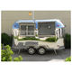Electric Ice Cream Car Food Track Kebab Van For Sale