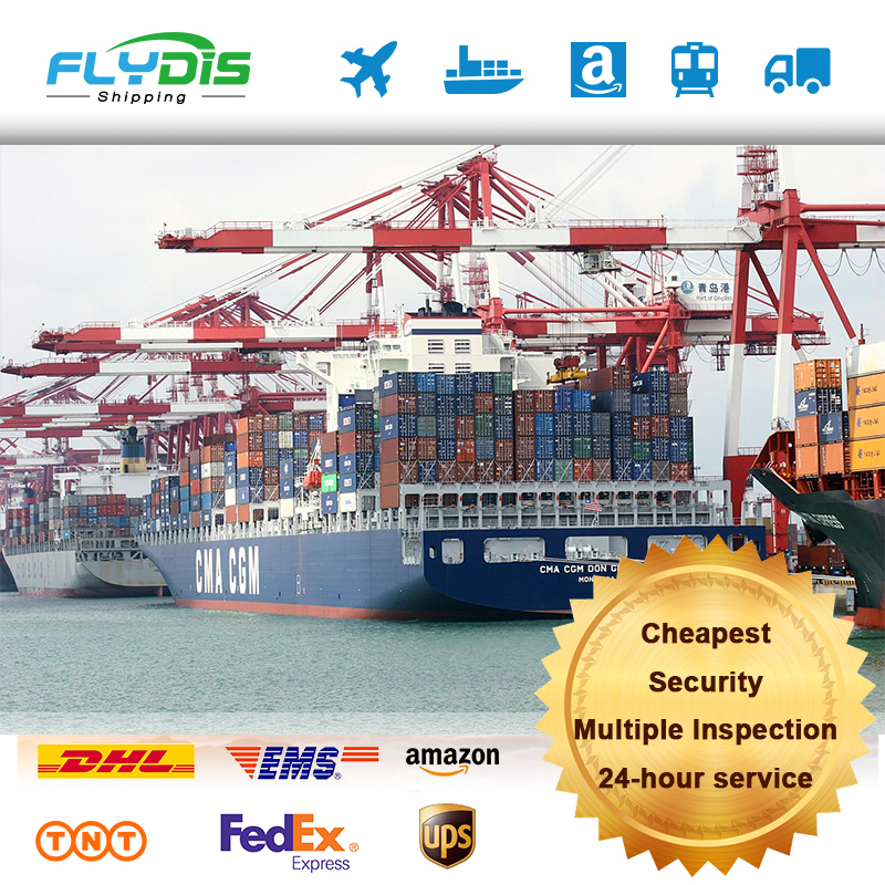 Professional China Freight Forwarder Sea Shipping To Pakistan