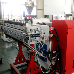 WPC Board Machine/PVC WPC 폼 Board 압출 선