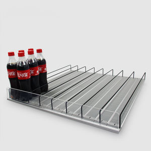 Smart Roller Plank Systeem Vriezer Plank Gravity Feed Rekken In Supermarkt Retail