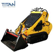China famous high quality TL323 mini skid steer wheel loader for sale