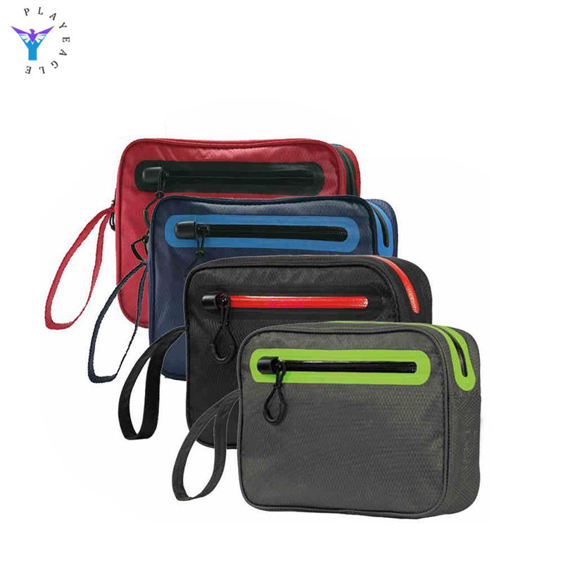 Custom Logo Golf Accessories Pouch Cosmetic Bag Sets Travel Wash Bag Toiletry Bag