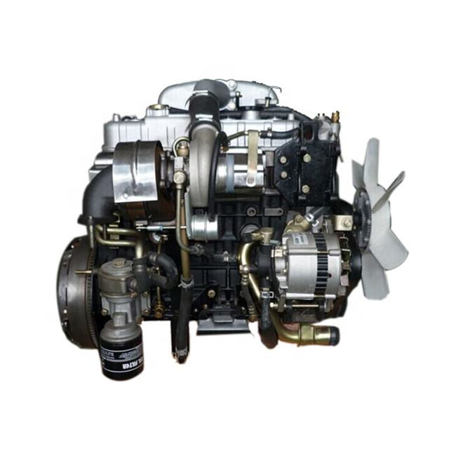 SCDC 4 cylinder 68kw/3600RPM 2.8L 4JB1T diesel engine for truck