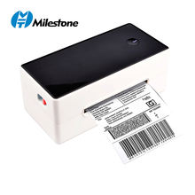 Milestone Direct Thermal High Printing Speed Printer Compatible with Etsy, eBay, Amazon packing Barcode Label Printer 4x6