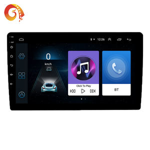 Großhandel 9 Inch Touchscreen Universal Android Auto Media-Player Mit Gps