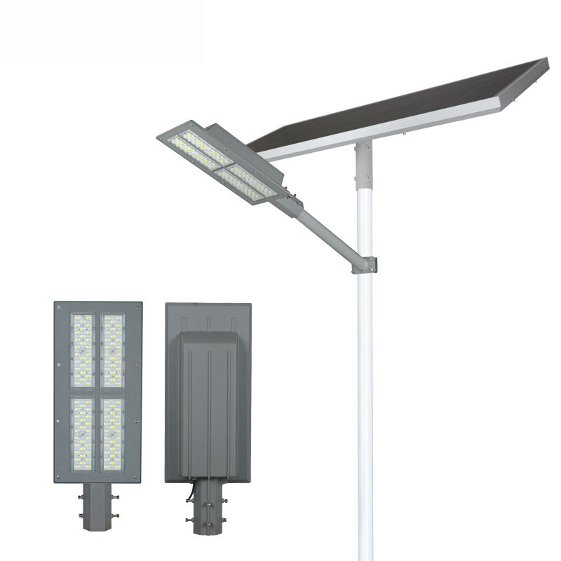 ALLTOP High lumen outdoor waterproof road lighting ip65 smd 180 w solar led street light