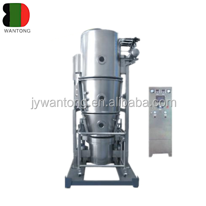 Dry roller compactor press rotary swing high speed rapid wet mixing fluidized fluid bed dryer granulator machine