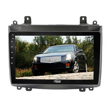 10 inch IPS Dashboard Placement and Built-in GPS Combination for Cadillac CTS / SRX car gps navigation system