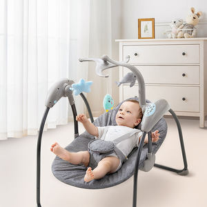 cotton baby swing infant rocking chair adjustable rocking chair