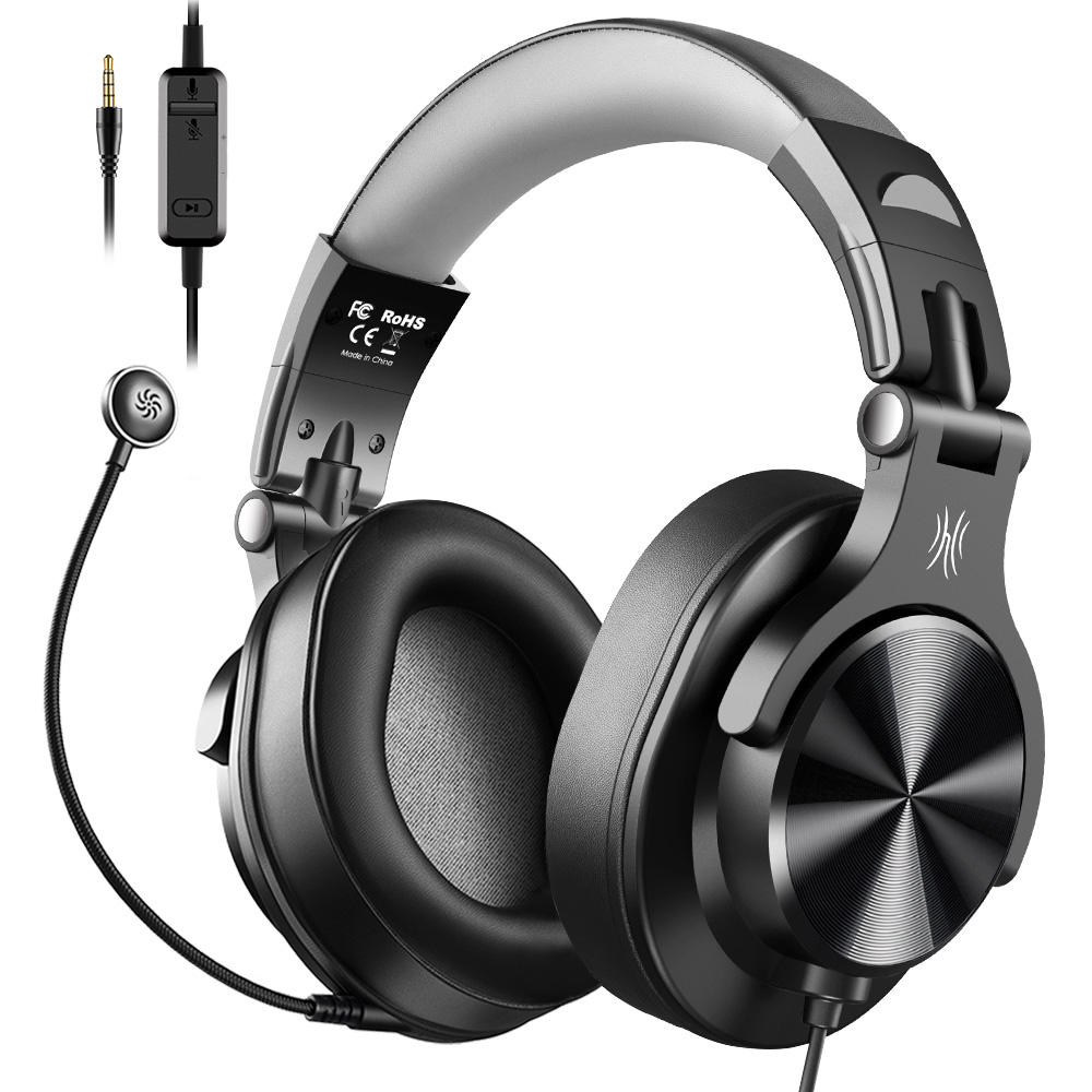 OneOdio A71D Call Center Modern New Fashion Super Bass Stereo Headphone for Monitoring and Home Office
