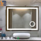 Bathroom Magnifying Feature Wall Large Mirror Makeup Mirror With Lights