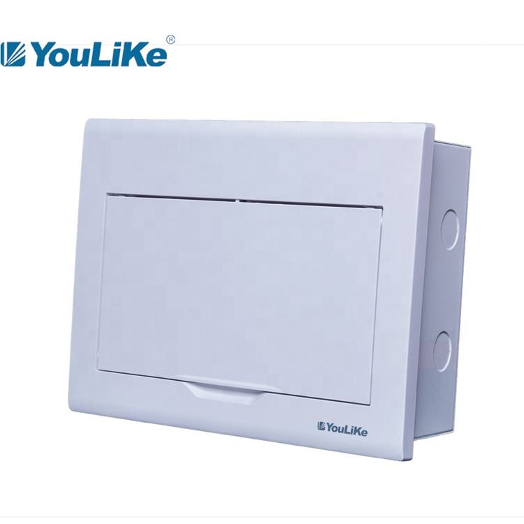 YOULIKE BE series 10way flush mounted electrical distribution panel board