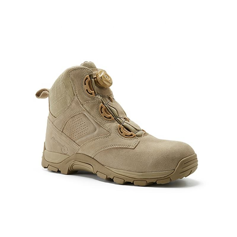 BOA fast lacing Style Men's Military Combat Boots | Tactical Boots | US Army Desert Boots for sale