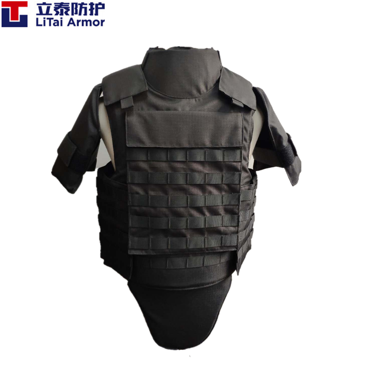 NIJ IIIA bullet proof vest, Full protection ballistic vest FDF-A040