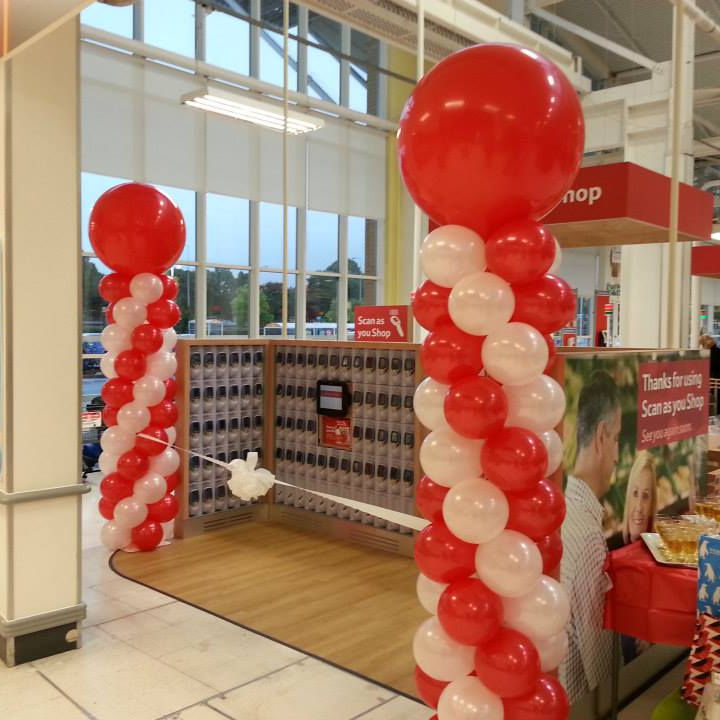 Selling well popular corporate balloons