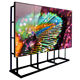 China factory 55 65 inch indoor seamless ultra narrow bezel full color 4k 2x3 3x3 mutti screen lcd display video wall price