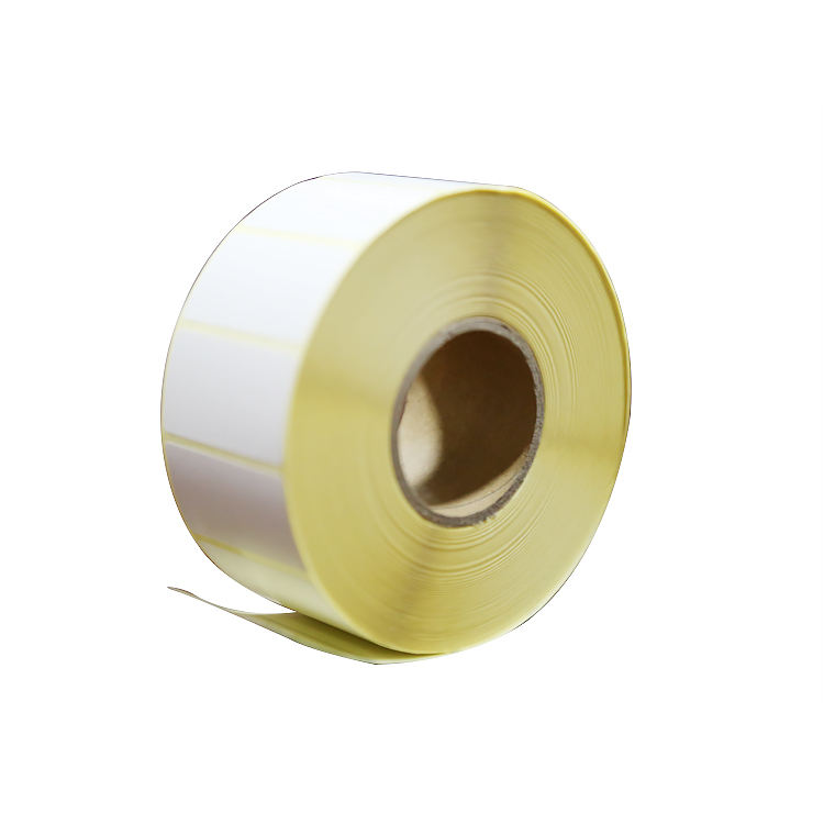 2020 high quality direct thermal adhesive label rolls Packaging Labels papers manufacturers