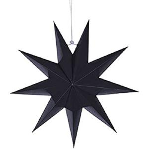 Christmas Tree Top Decoration Custom Size and Points Paper Star Lanterns For Hanging