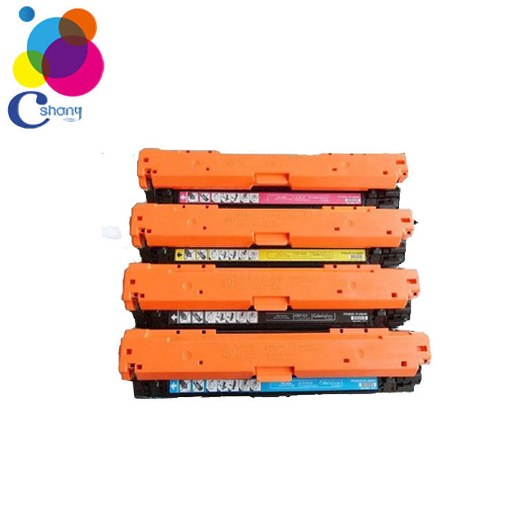 factory wholesale new compatible for hp toner cartridge CF410 411 412 413 CF410X for hp laser jet pro M452nw 452dw