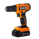 Power Tools Cordless Drill 20V Lithium Drill Cordless Nail Drill DIY Power Tools