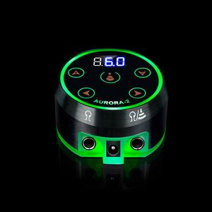 New Upgrade Mini Digital Tattoo Power Supply Aurora2 Tattoo Machine Power Supply