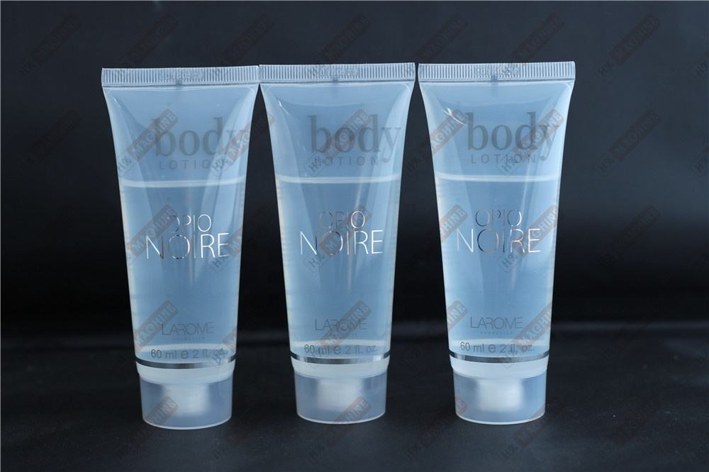 Hotel Body Lotion Tube Packaging