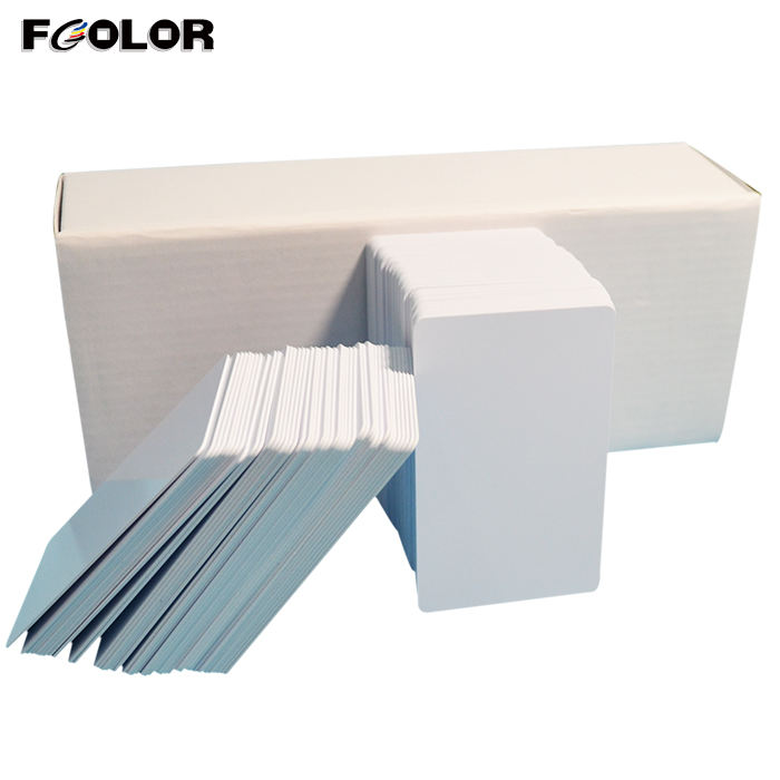 230pcs Blank Plastic PVC Card Inkjet Printable Business Card no chip for Epson or for Canon printer