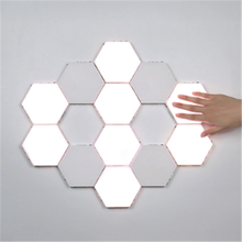 SFT smart home led sensitive touch screen wall light table lamps