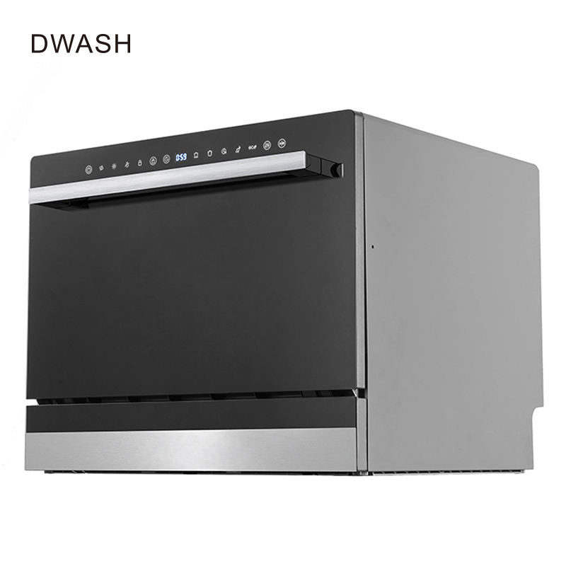 6sets countertop dishwasher / table top dishwasher/dish washer