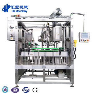 Automatic 1000BPH-1500bph Beer Bottle Filling Machine