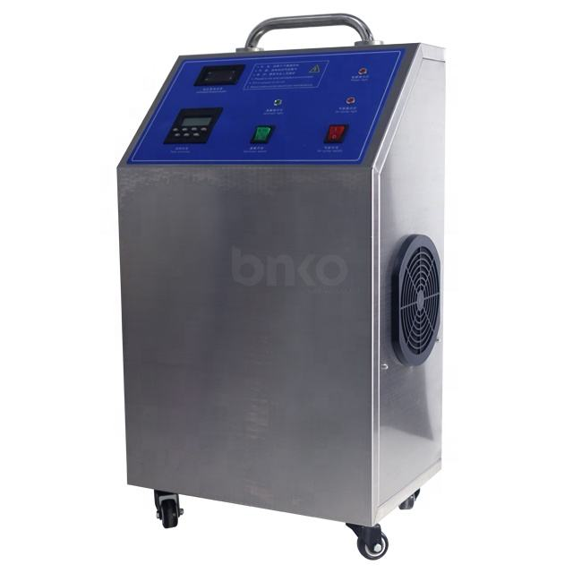 Portable Stainless steel 10g/hours ozone generator for water treatment