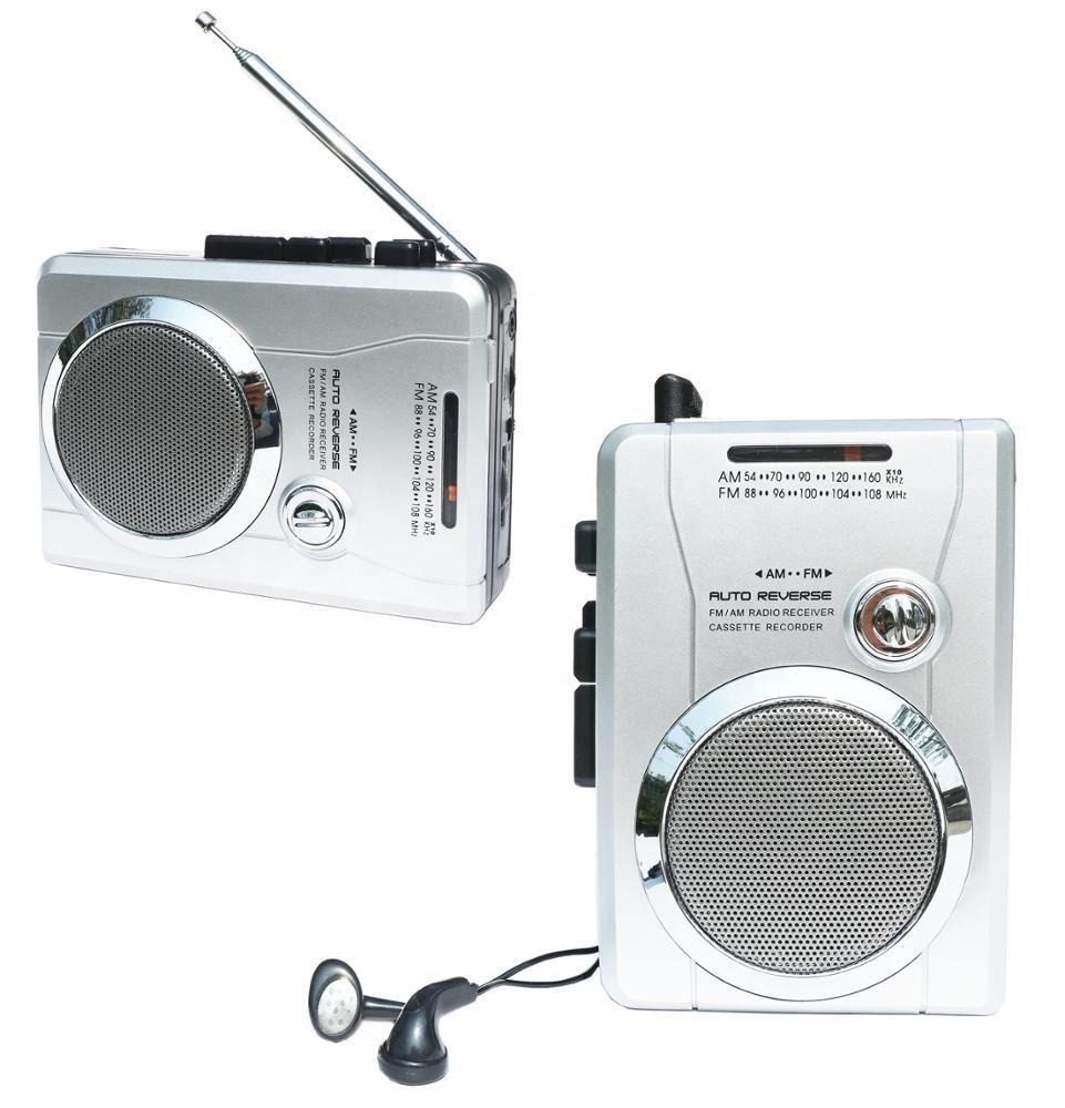 Wholesale cheap Portable Cassette Player With Recorder