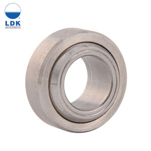 LDK All Stainless Steel PTFE Lined Maintenance-Free Spherical Plain Bearings