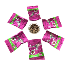 dry dog cat food with  crude protein