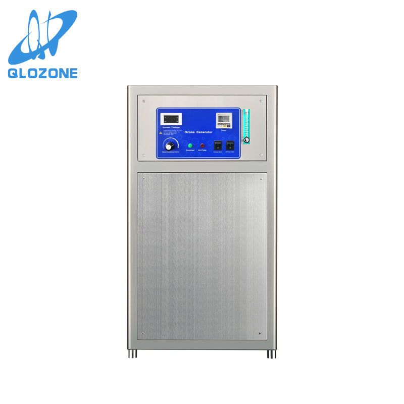50G/Hr Industrial Ozone Generator Textile Mills Washing Water Purify