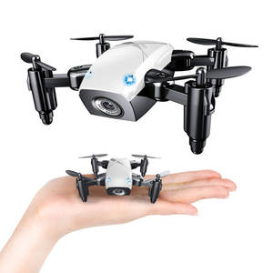 Folding quadcopter hd 1080p wifi fpv drone camera low price