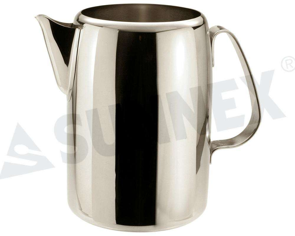 Sunnex Stainless Steel Different Size Milk Jugs